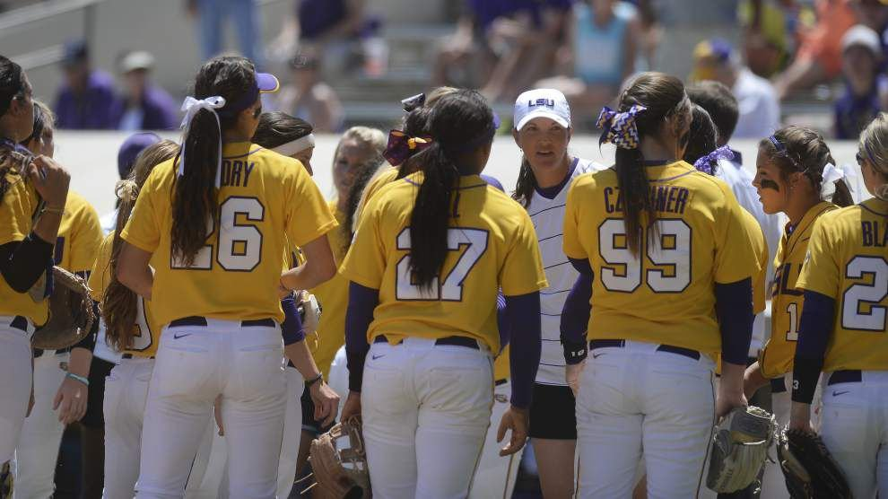 Homer havoc dings LSU softball in loss to Mississippi State _lowres