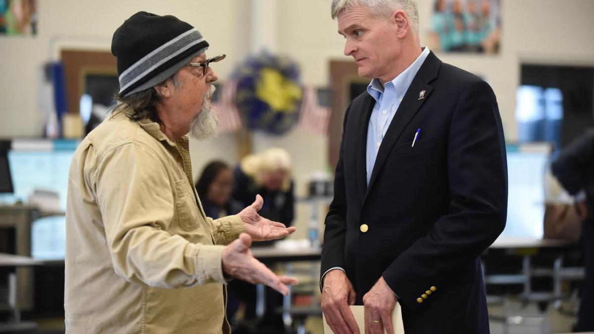 U.S. Sen. Bill Cassidy to hold flood relief town hall in Watson
