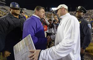 Video: What LSU coach Ed Orgeron had to say after blowout win over Rice
