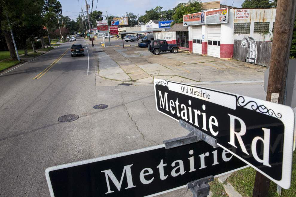 Jefferson planners looking at reviving stretch of Metairie Road _lowres