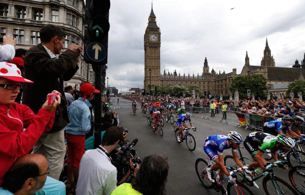 German Marcel Kittel wins again as Tour de France makes it to London _lowres