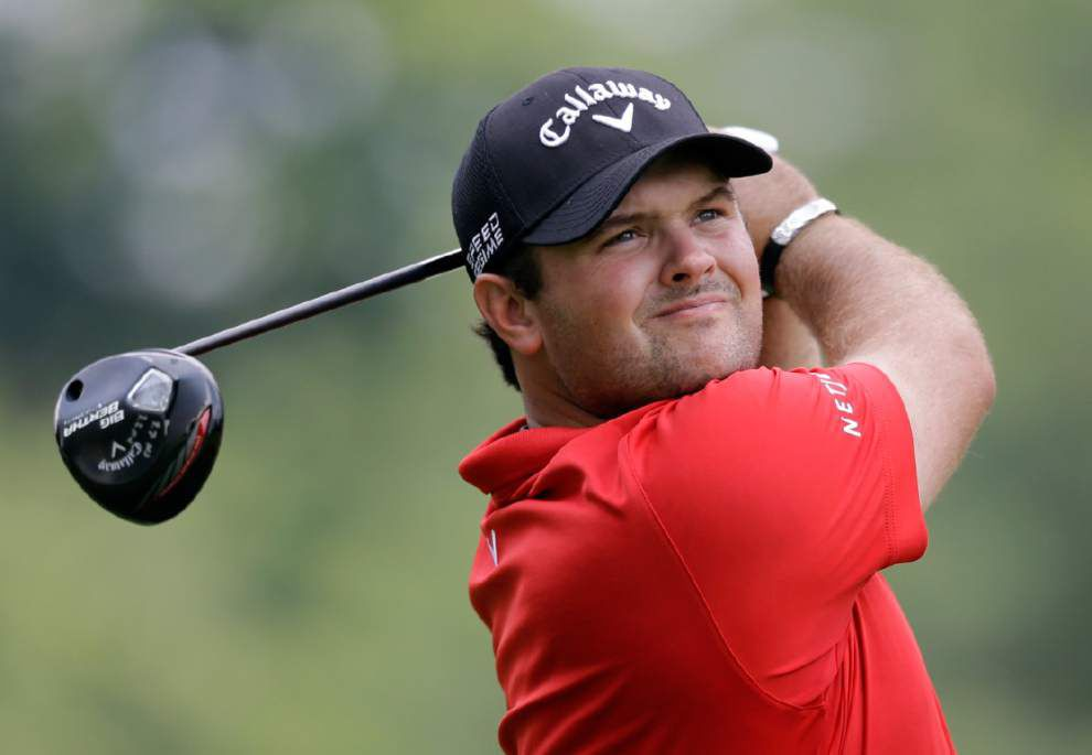 Patrick Reed in line to land spot on U.S. Ryder Cup team _lowres