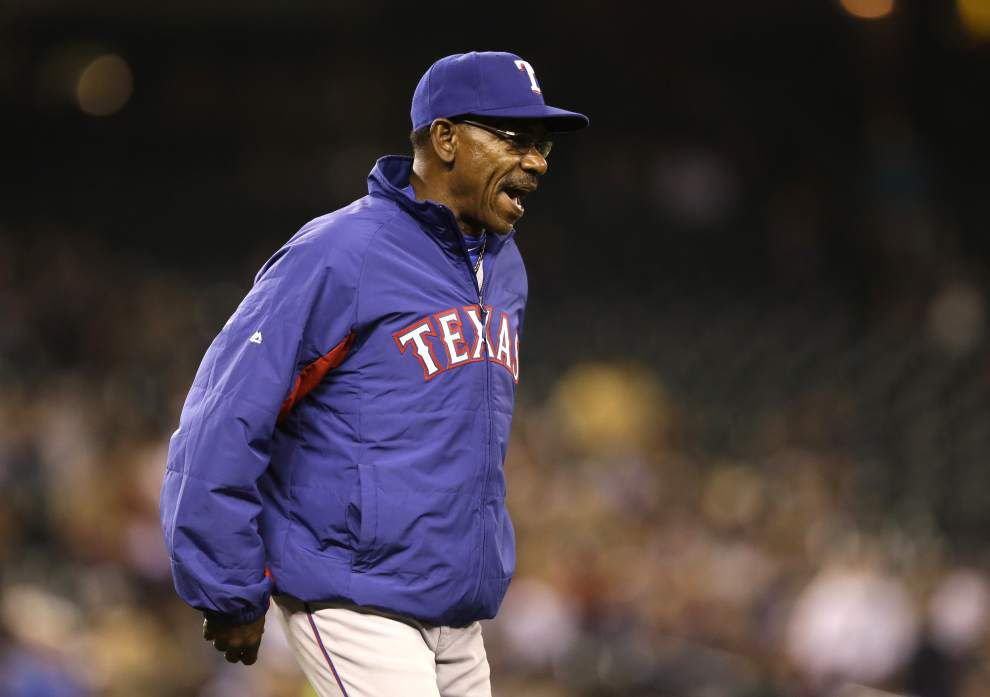 Former Rangers manager Ron Washington would like another shot at baseball _lowres
