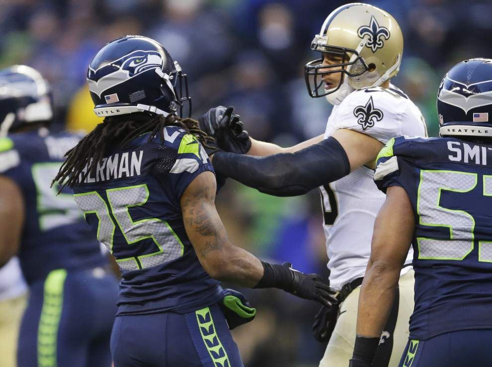 Saints notebook: Loomis says Jimmy Graham hearing is expected in about 30 days _lowres