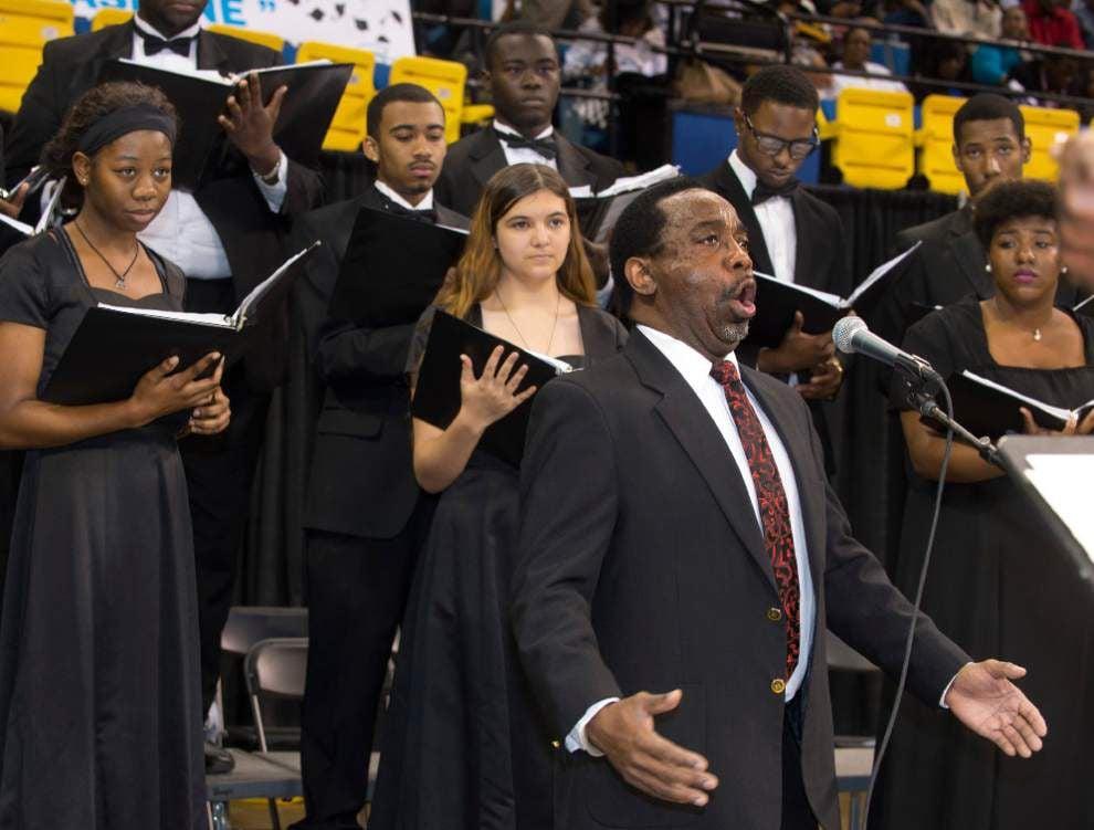 Photos: Southern University graduation _lowres