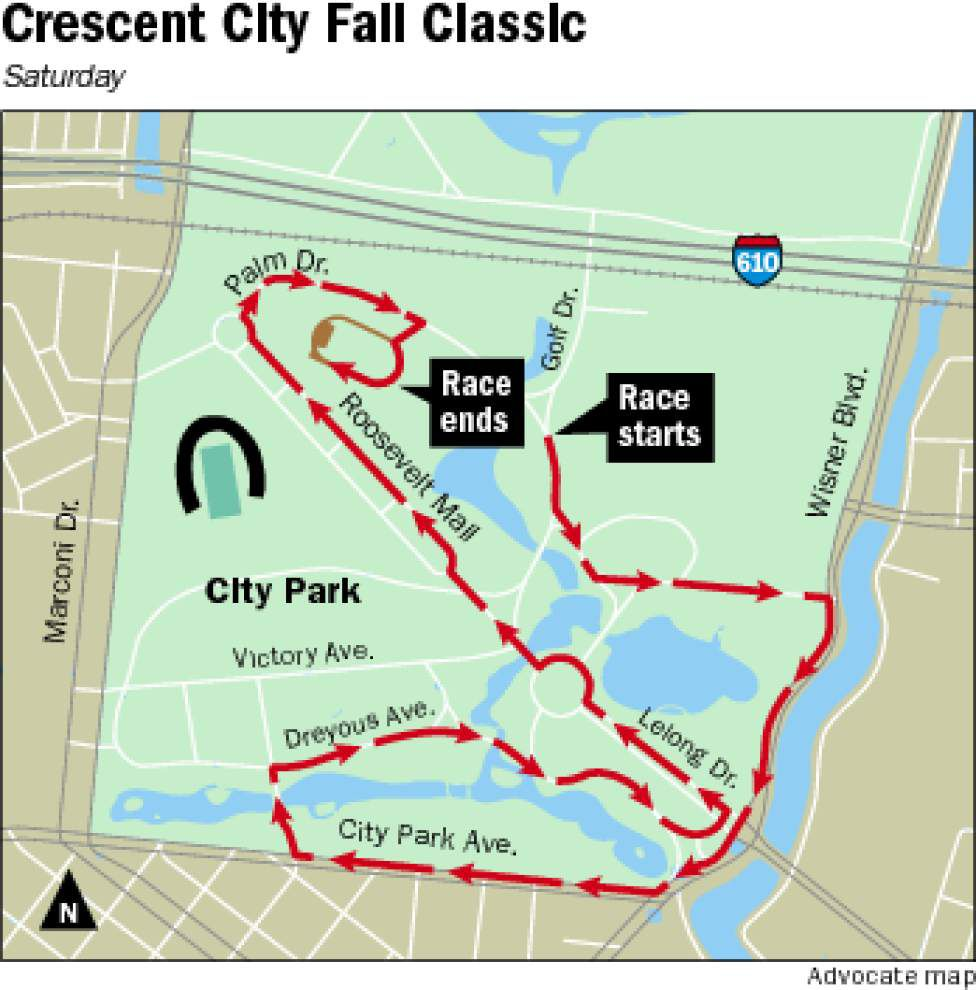 Crescent City Fall Classic encourages youth participation _lowres