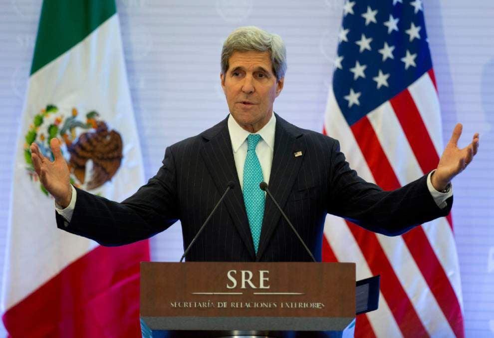 Kerry: U.S. to start $5 billion anti-terrorist fund _lowres