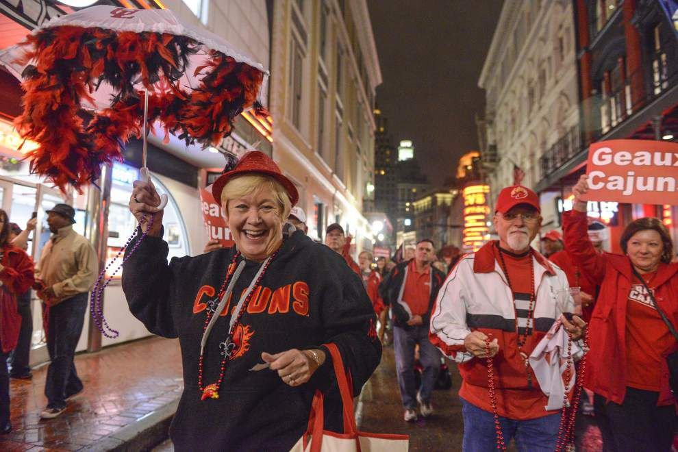 Photos: Ragin Cajuns Parade _lowres