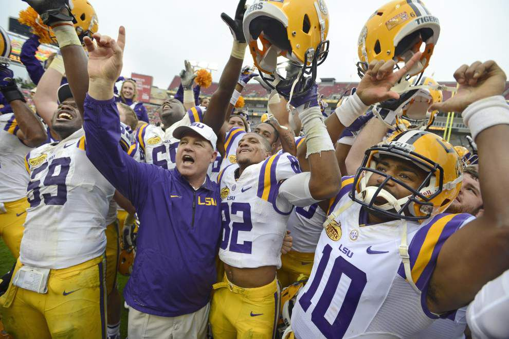 Photos: LSU wins the Outback Bowl _lowres