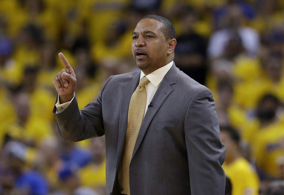 Warriors fire coach Mark Jackson _lowres