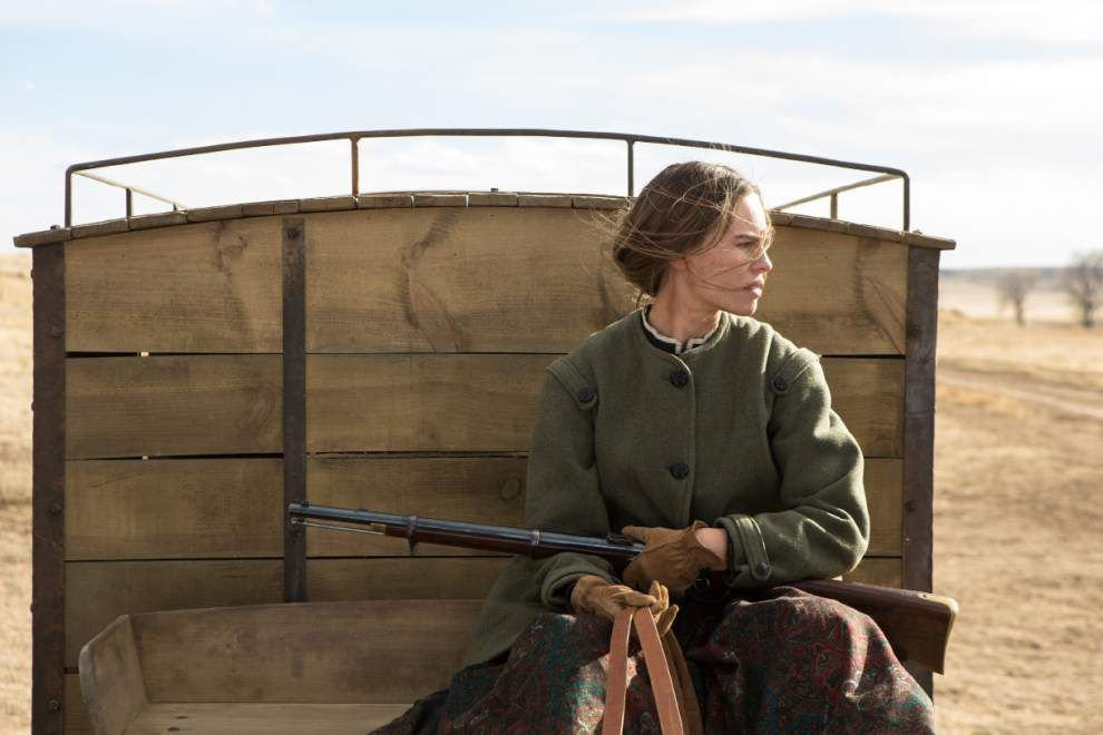 Review: Tommy Lee Jones' 'Homesman' transcends Western genre _lowres