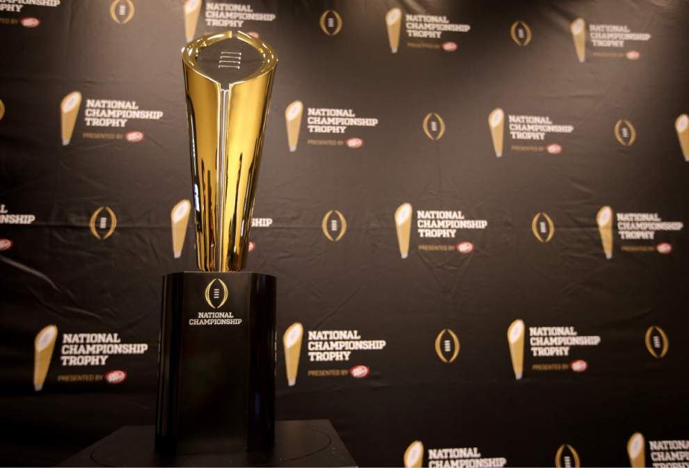 College Football Playoff makes stop in Baton Rouge _lowres