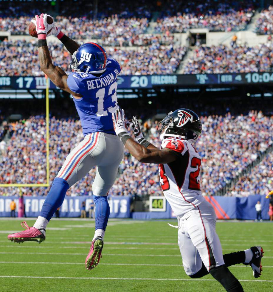 Odell Beckham Jr. TD catch caps Giants' rally, 30-20 win _lowres