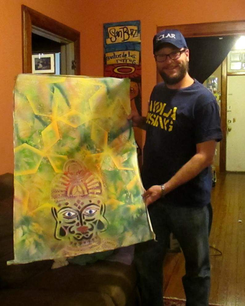 NOLA Rising swaps art for toys _lowres