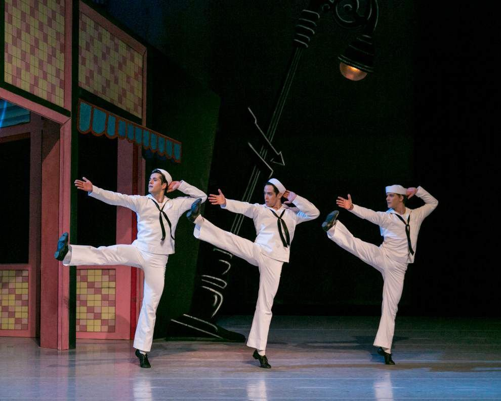 Touring ballet company takes classic choreography on the road _lowres