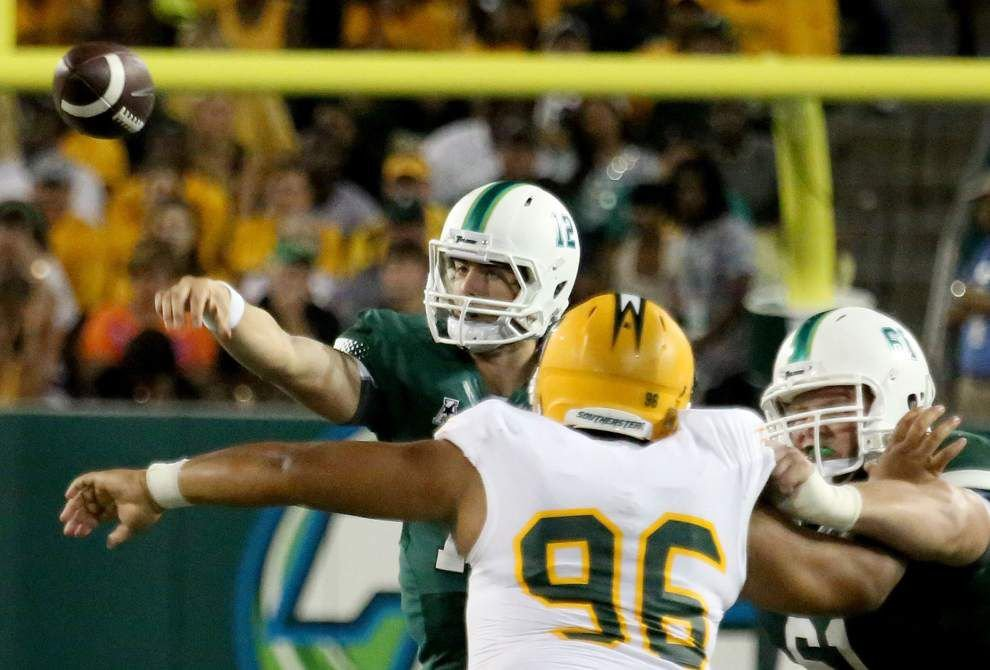 Tulane gets first win at Yulman Stadium, topping Southeastern 35-20 _lowres