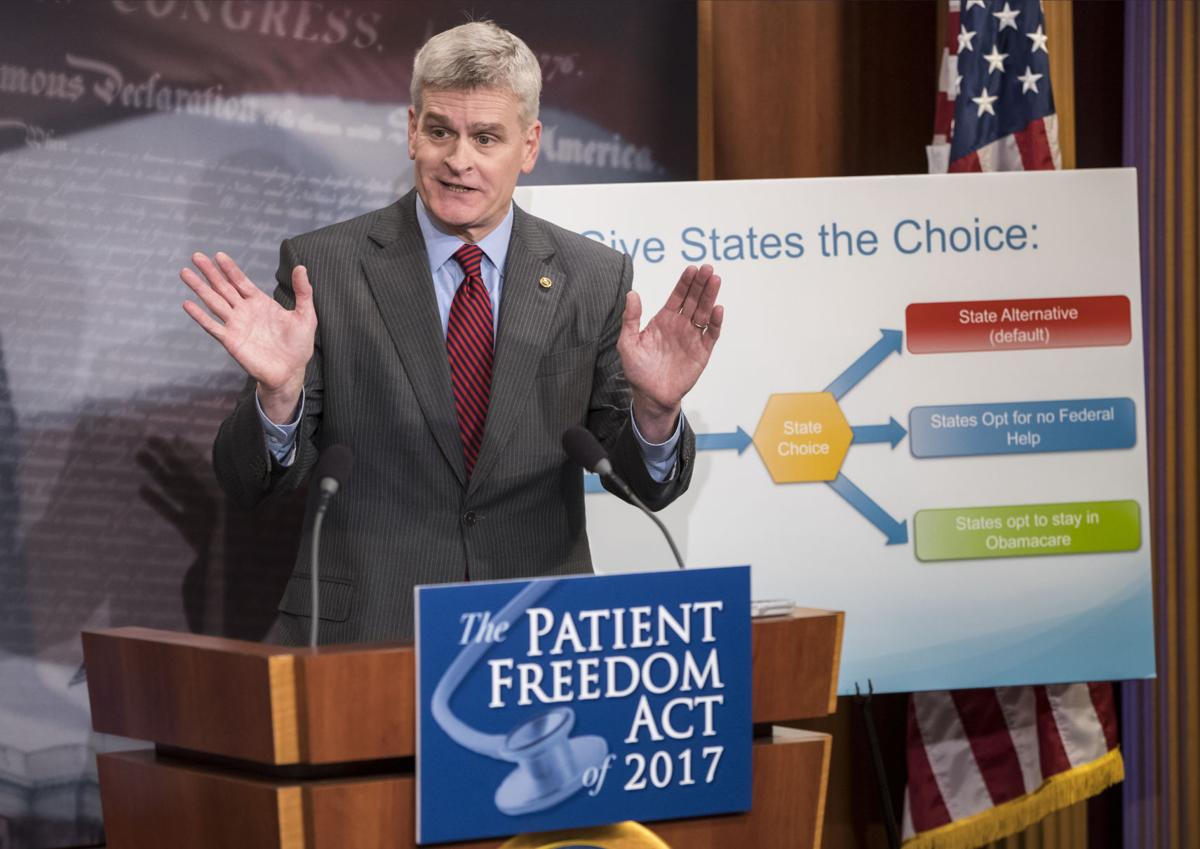 Image result for senator bill cassidy quotes