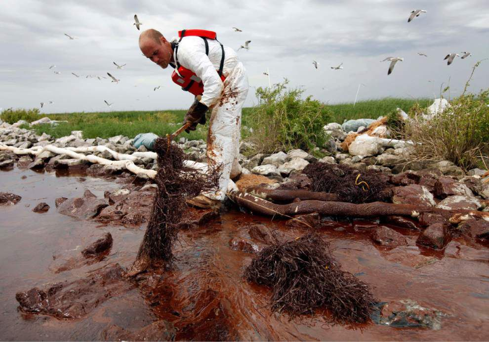 Gulf Coast residents, workers hail judge's ruling against BP _lowres