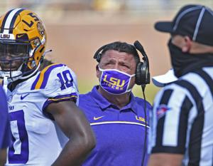 Rabalais: Pigs might have to do more than fly for LSU to spring this upset on Alabama