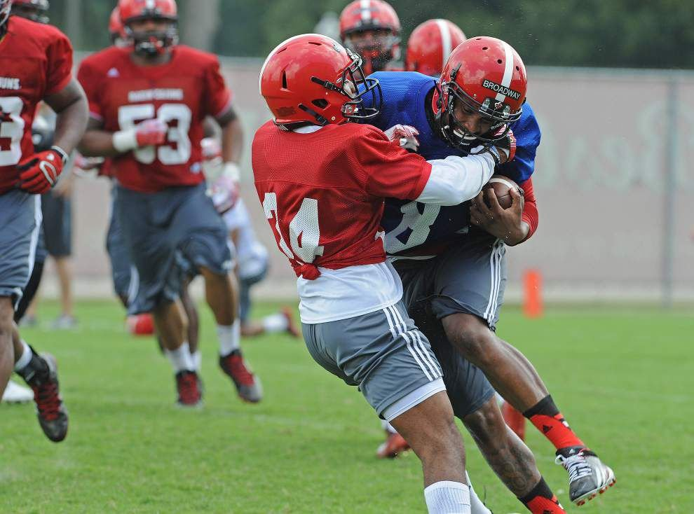 Cajuns notebook: Team preps for Nevada quarterback _lowres
