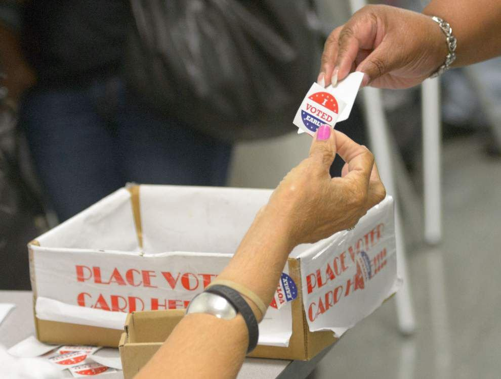 Early voting ends at 6 p.m. for Nov. 4 election _lowres