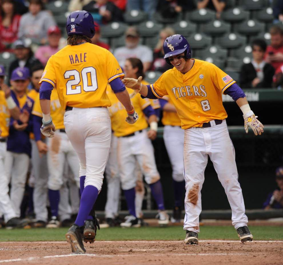 Live updates from the LSU at Tulane baseball game at 6:30 p.m. _lowres