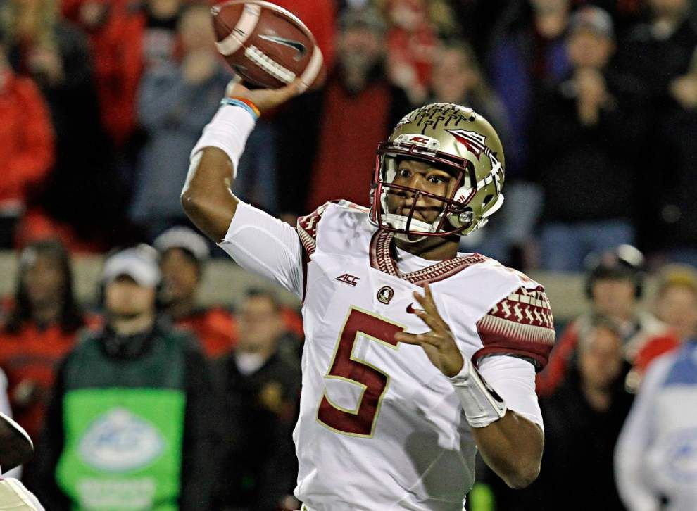Jameis Winston cleared under Florida State's code of conduct _lowres