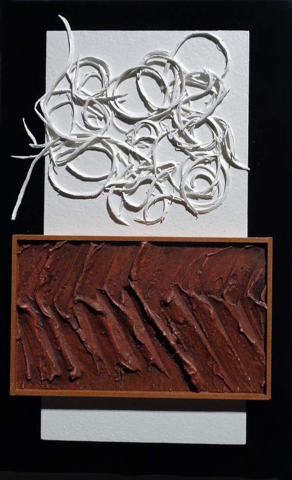 Culture Collage: 'What a Relief' on exhibit through Aug. 1 _lowres