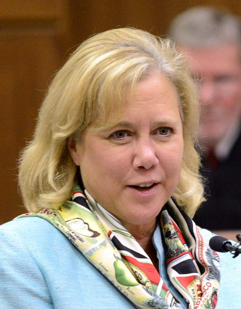 Former U.S. Sen. Mary Landrieu now a DC lobbyist _lowres