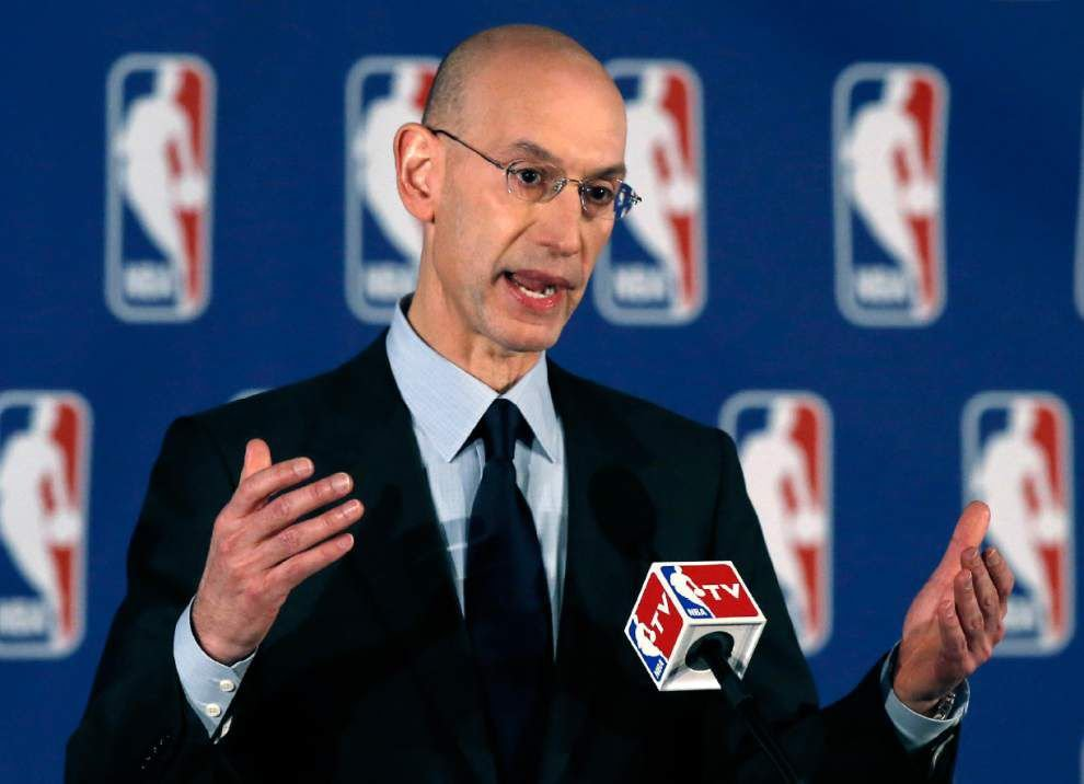 Lewis: NBA had to drop hammer on Donald Sterling _lowres