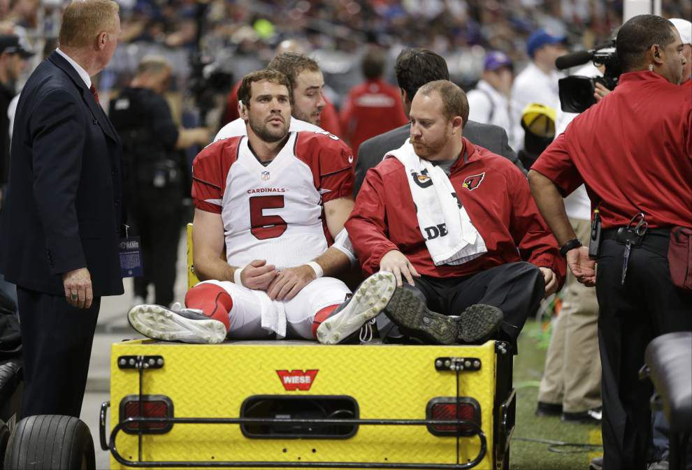 Drew Stanton injury yet another blow to Cardinals _lowres