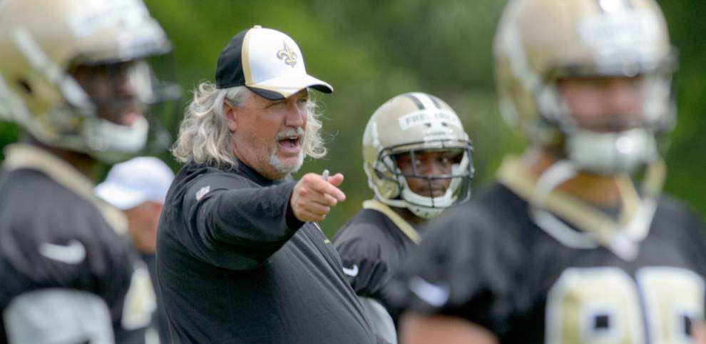 Photos: Saints hold first OTA _lowres