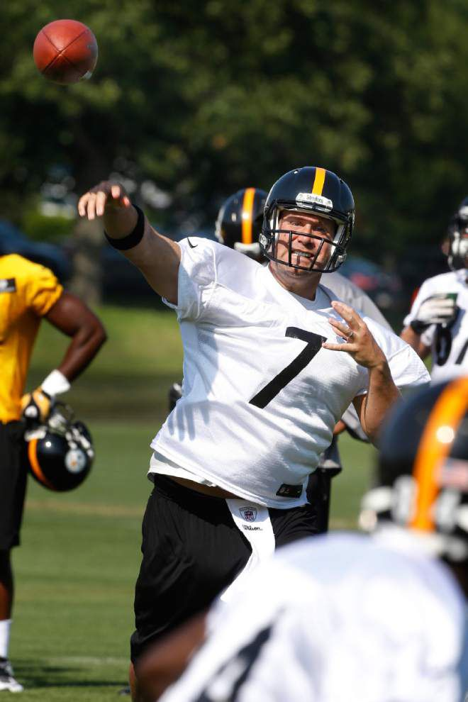 Ben Roethlisberger OK with waiting for new deal _lowres