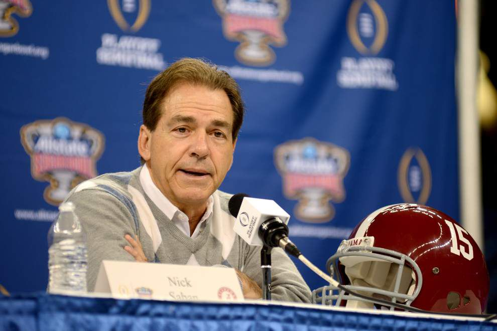 With no end in sight to early NFL exits, Alabama and Ohio State know the time is now to bring home a title _lowres