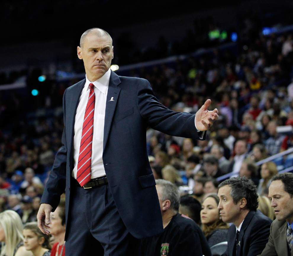 Video: Mavericks coach Rick Carlisle says the Pelicans will be a factor in the Western Conference playoff race _lowres