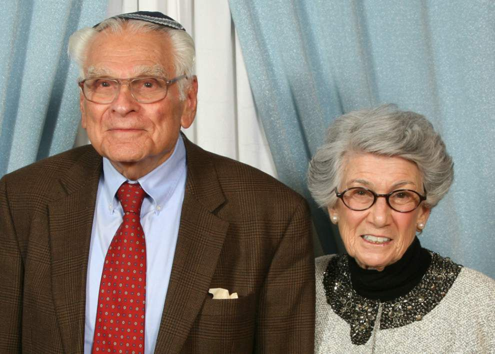 Bensons, Berensons to receive Botnick Award _lowres