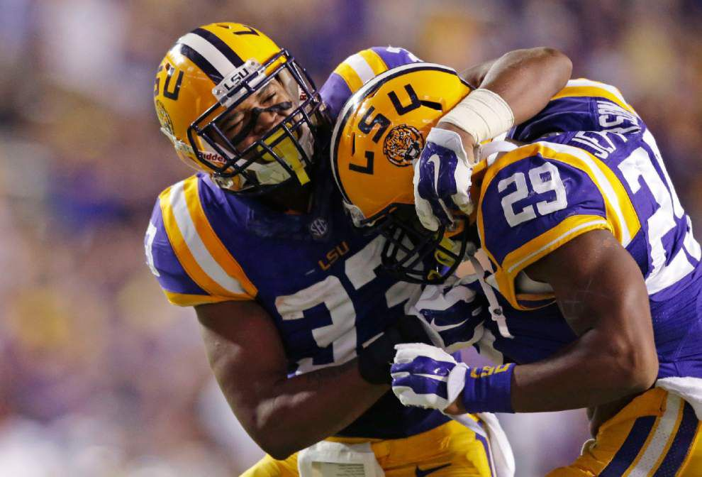 Video: LSU safety Rickey Jefferson expects a tough challenge against Mississippi State offense. _lowres