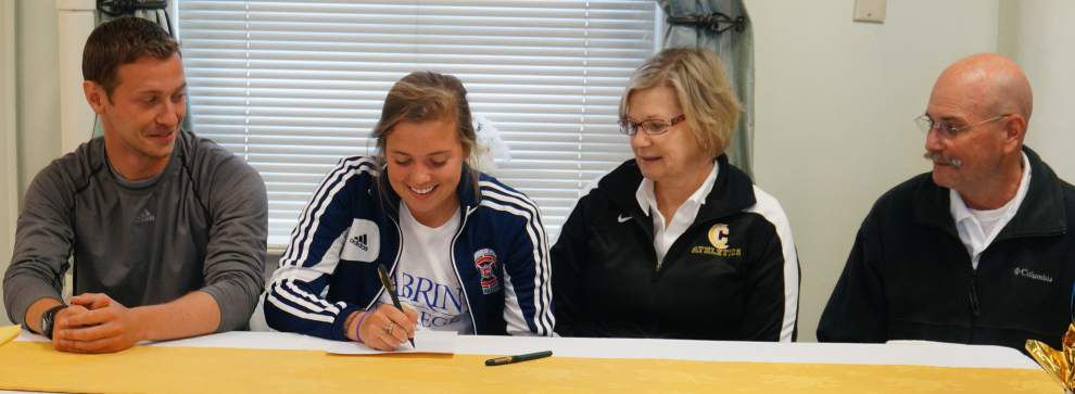 Cabrini High School senior's soccer skills help her win scholarship _lowres