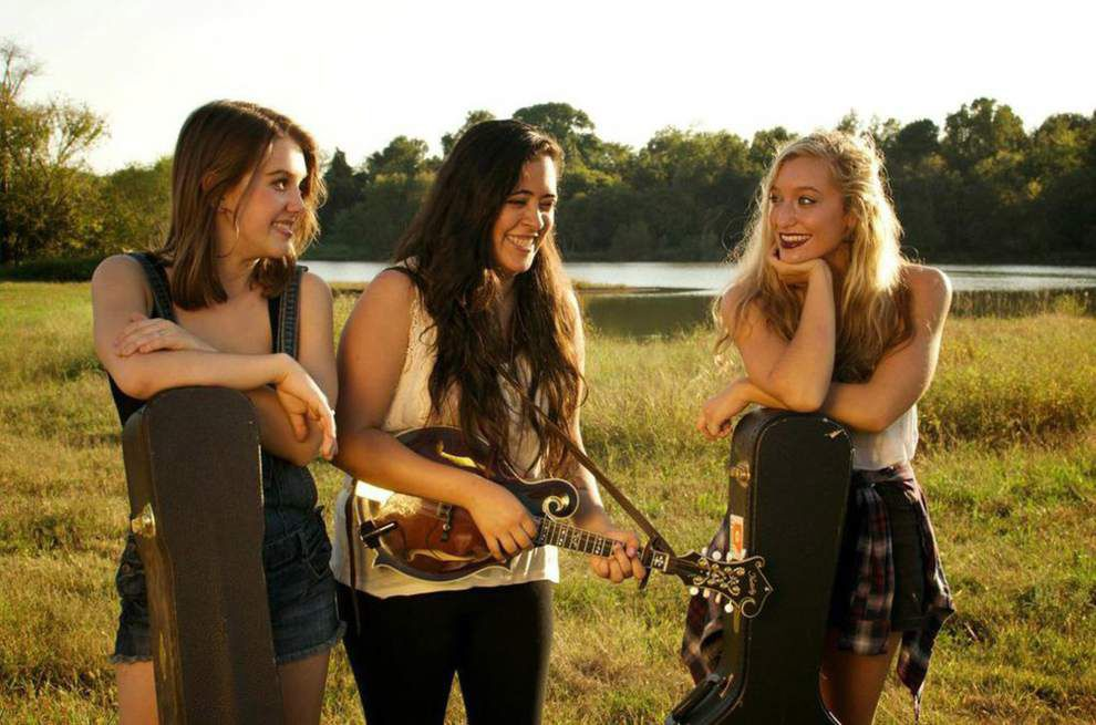 Country trio Maybe April to perform at SLU _lowres