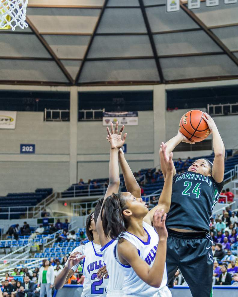 Mansfield outpaces Ville Platte in Class 3A semifinal at Top 28 tournament _lowres