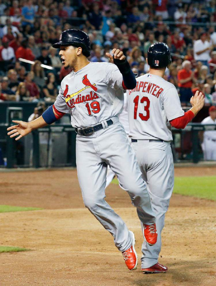 Carpenter leads Cardinals' power surge into NLCS _lowres
