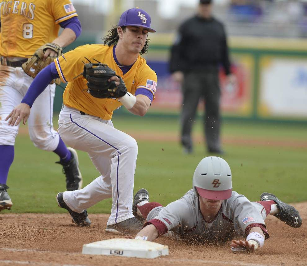 Chat replay: Advocate sportswriter Ross Dellenger answers your LSU football, baseball questions (Feb. 26) _lowres