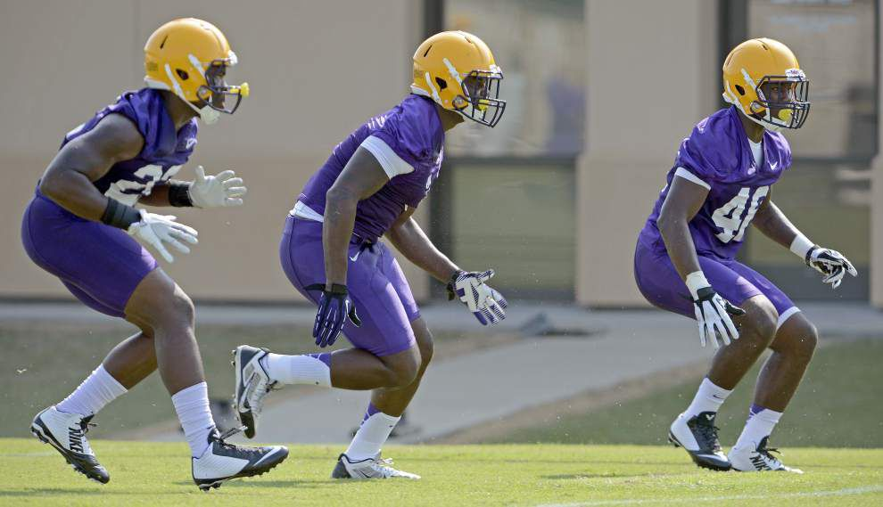 Report: Former LSU linebacker Clifton Garrett enrolls at Arizona Western _lowres