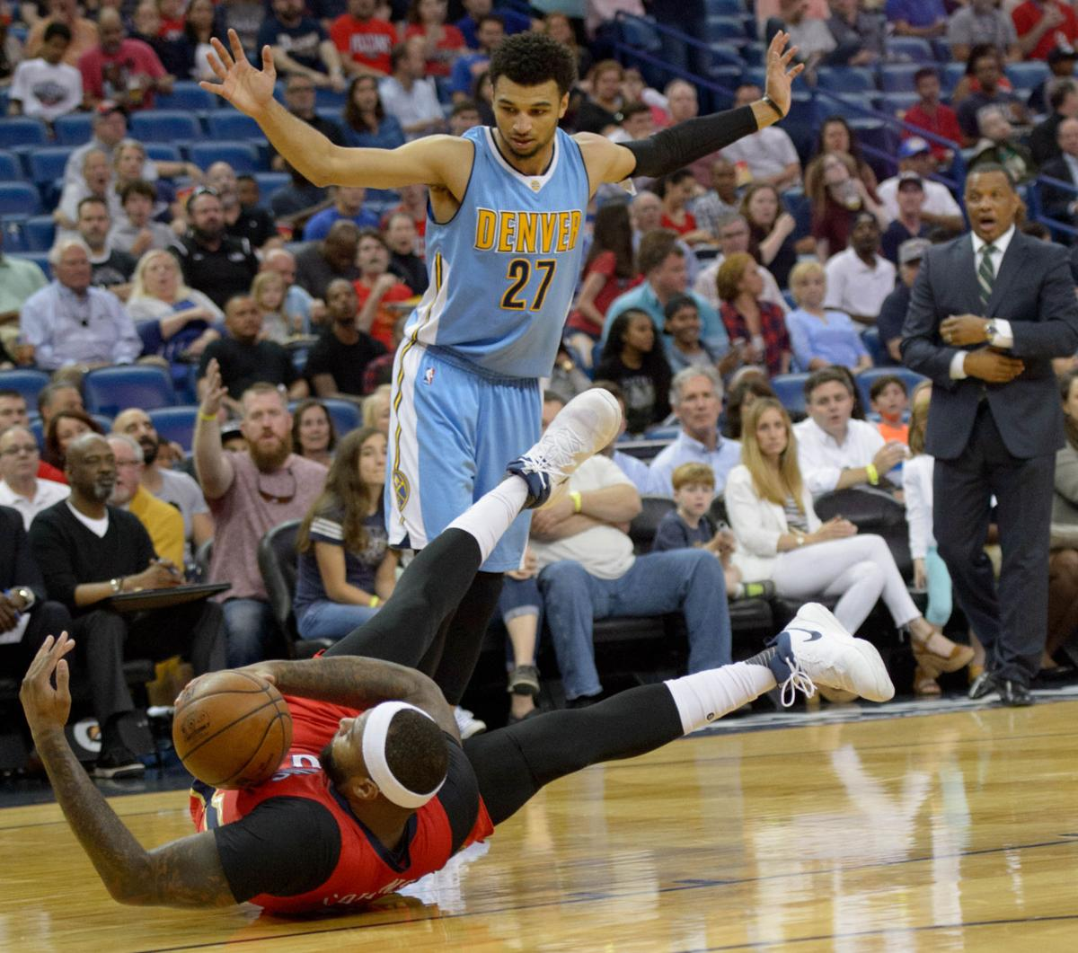 A Disappointing Home Finale: Nuggets Drop Pelicans In 134