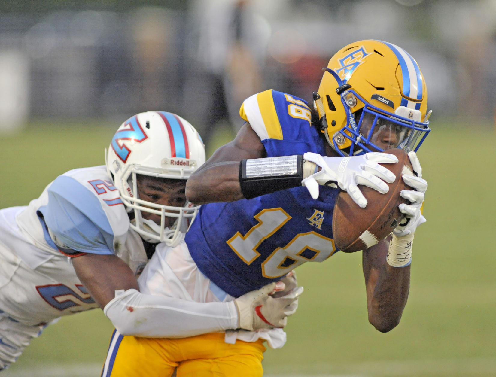 Check out Baton Rouge's high school football top 10s for Week 3