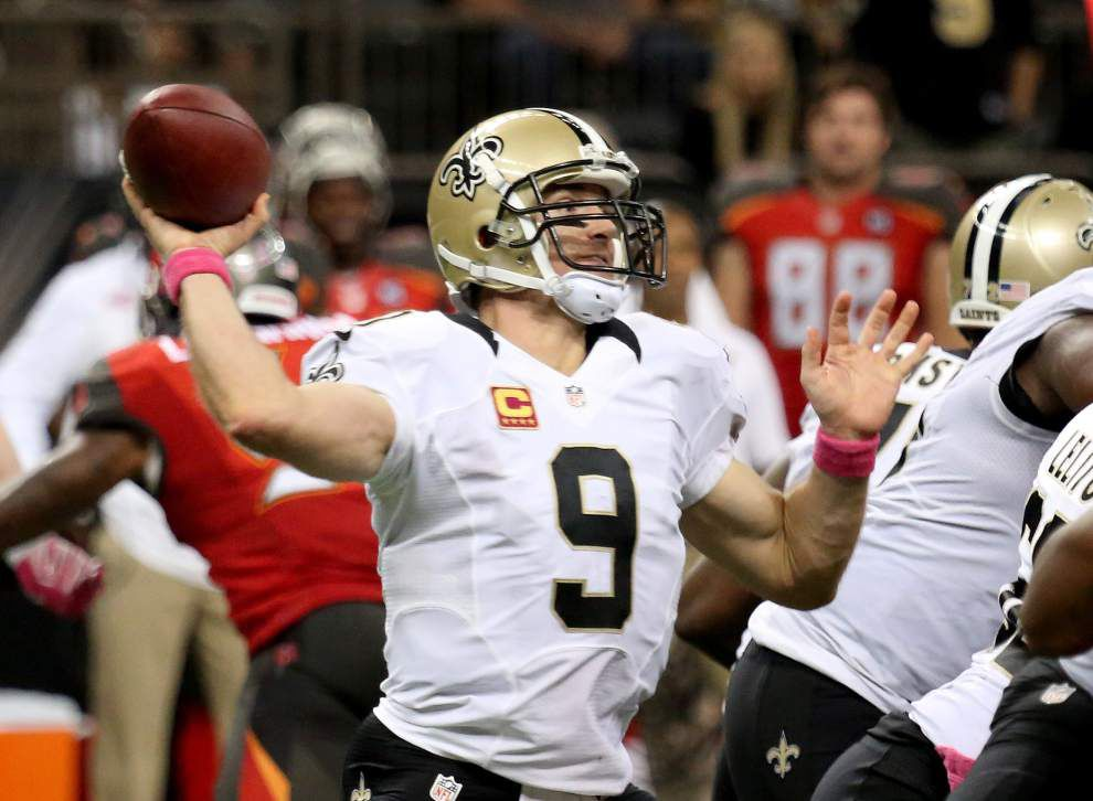 Photos: Pregame and game action of Tampa Bay Buccaneers vs New Orleans Saints _lowres