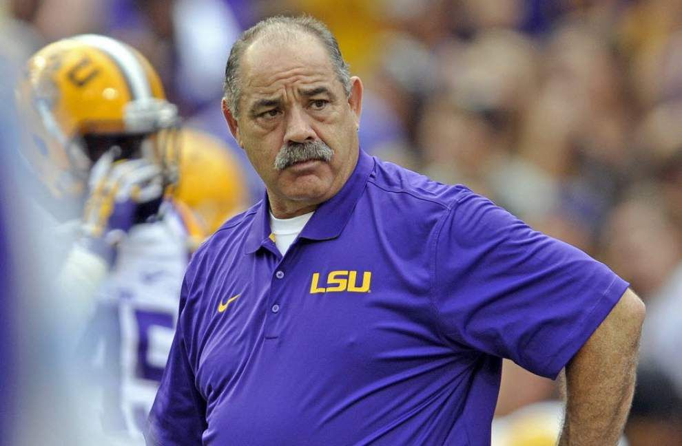 John Chavis lawsuit against LSU sent, at least for now, to federal court _lowres