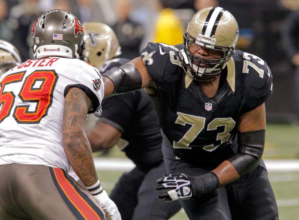 Saints' Jimmy Graham, Jahri Evans land Pro Bowl selections _lowres