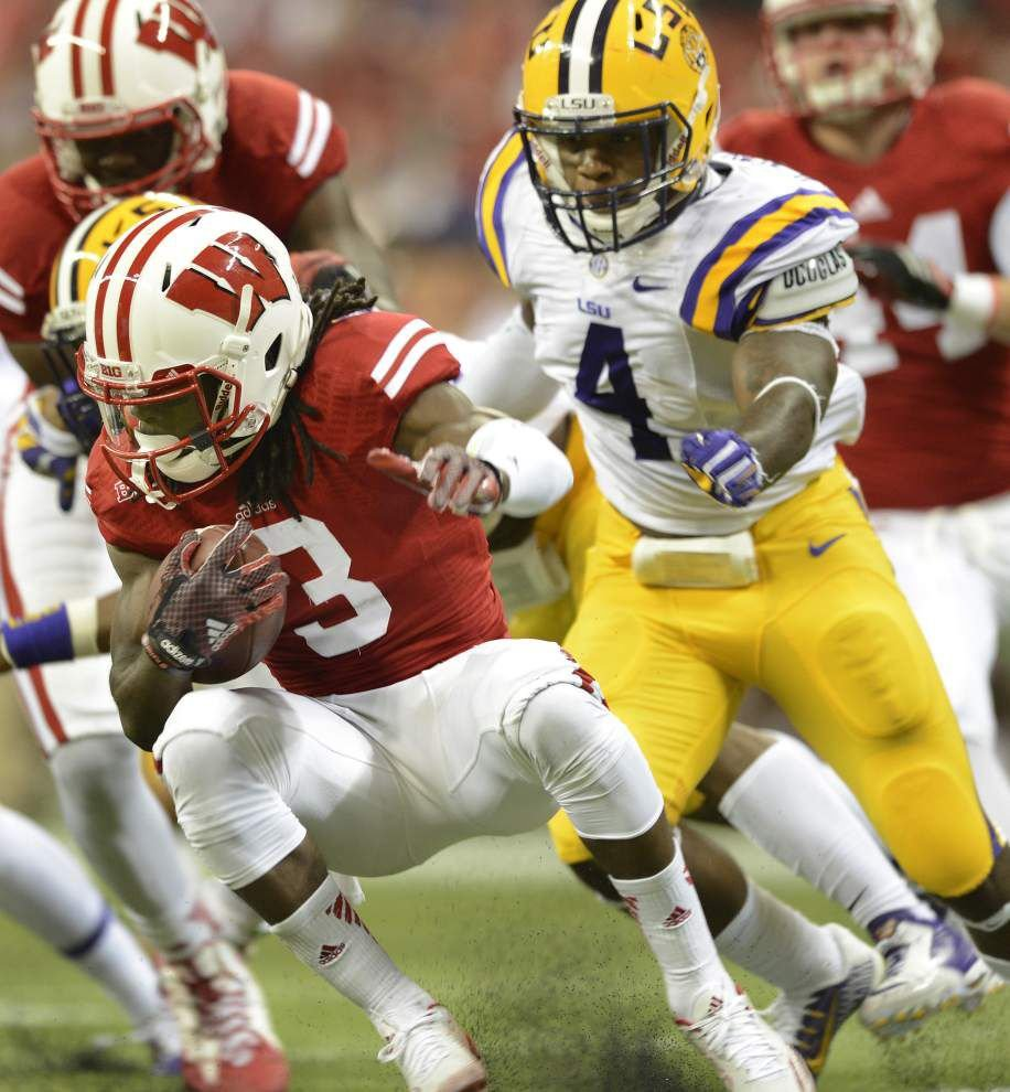 LSU notebook: Connor Neighbors set to start vs. UL-Monroe, Les Miles says _lowres