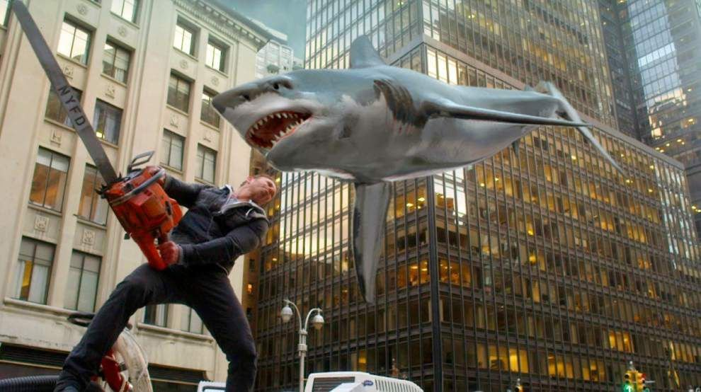 'Sharknado' sequel has bite and lots of laughs _lowres